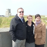 kelly-daughter-delia-at-obriens-tower